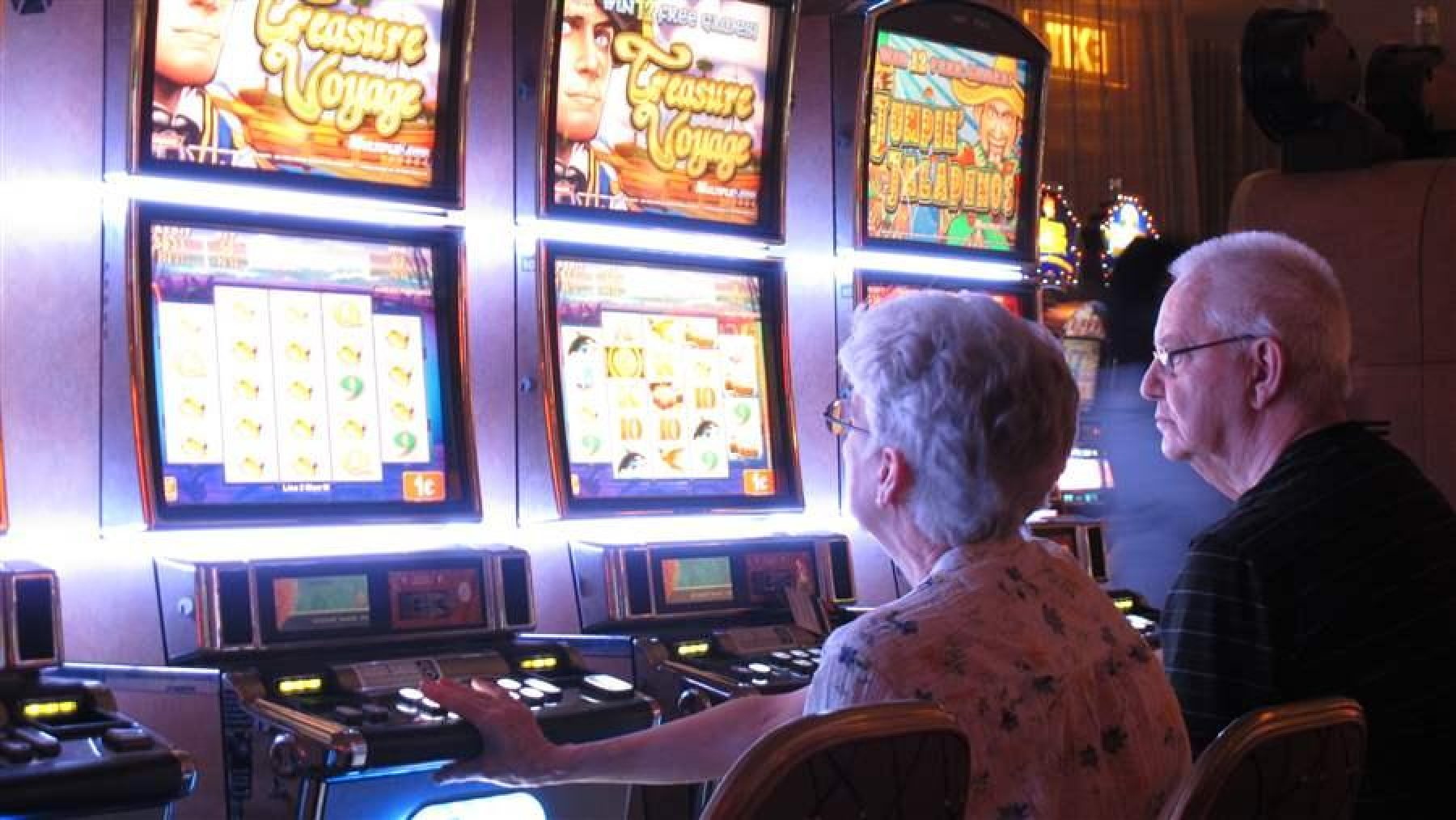 Aging Coalition - Gambling Addiction Among Adults